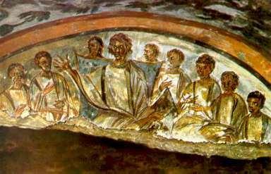 patto catacombe