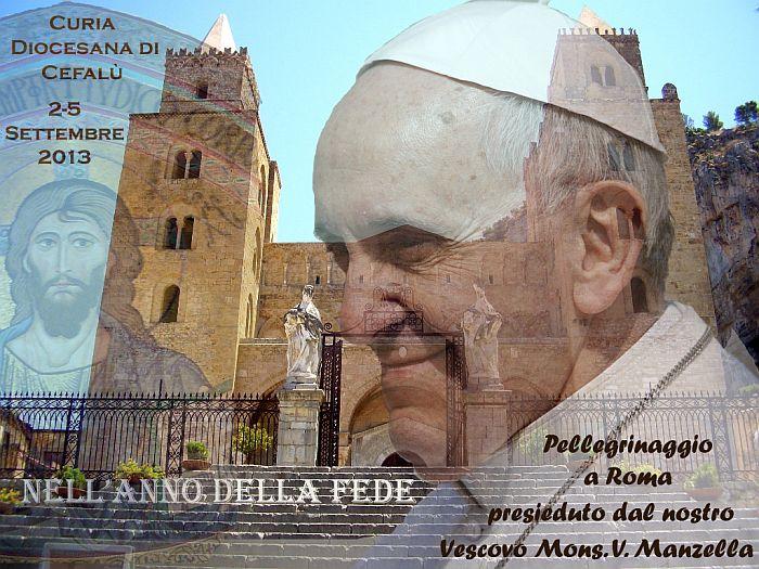 Pellegrinaggio diocesanoa Roma m