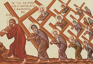prendere la croce m