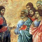 XXI  DOMENICA DEL T.O.  -  Gesù è questa carne che possiamo incontrare nella nostra carne, è questo corpo che possiamo incontrare solo nella nostra corporeità