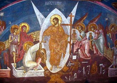Di chi sarà moglie dopo risurrezione