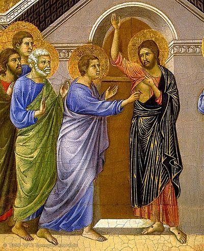 Gesù e Tommaso miny
