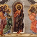V Domenica di Pasqua - Tutta la vita cristiana è un lavoro di Gesù,  dello Spirito Santo per prepararci un posto, prepararci gli occhi per poter vedere.