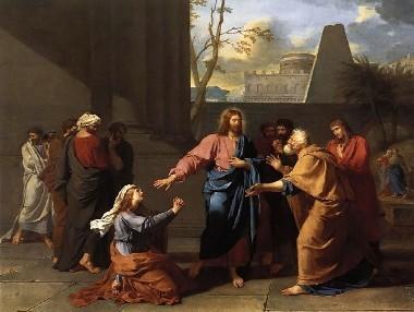 Gesù e donna Cananea