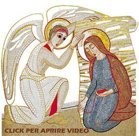 Immacolata Concezione della B.V. Maria - L'Adamo che è in noi, che ha paura di incontrare Dio … guardando a Maria ritorna a inseguire lo splendore di quei giorni in cui Dio scendeva nella brezza della sera a passeggiare nel giardino.