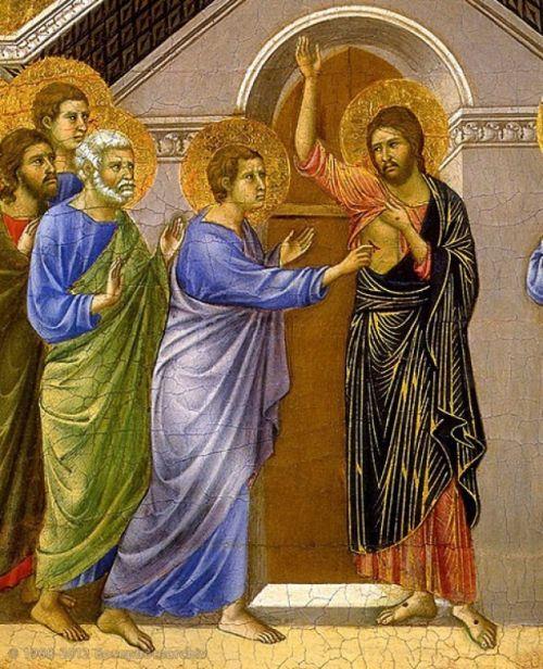Gesù e Tommaso m