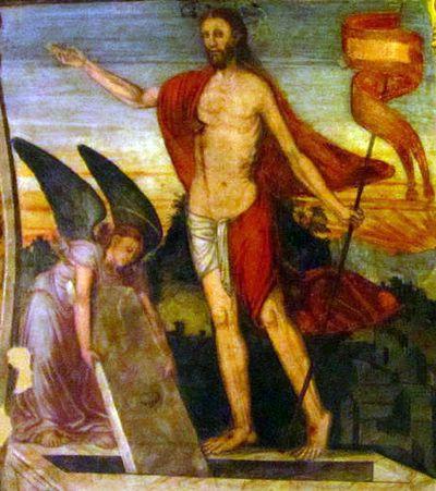 Resurrezione cripta MV