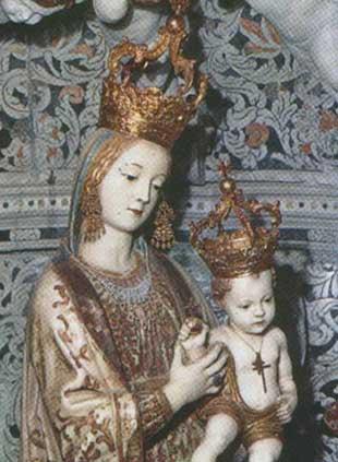 Maria SS di Gibilmanna