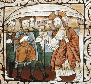 Gesù nella sinagoga