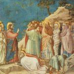 V Domenica di Quaresima - Dio non fa scomparire il male magicamente, ma con-patisce la sofferenza, la fa propria e la trasforma abitandola.
