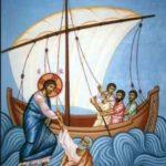 XIX Domenica del T. O. - Ciò che  salva la Chiesa non sono il coraggio e le qualità dei suoi uomini: la garanzia contro il naufragio è la fede in Cristo e nella sua parola.