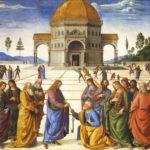 XXI  Domenica del T.O. -  Ognuno di noi è una piccola pietra, ma nelle mani di Gesù partecipa alla costruzione della Chiesa.