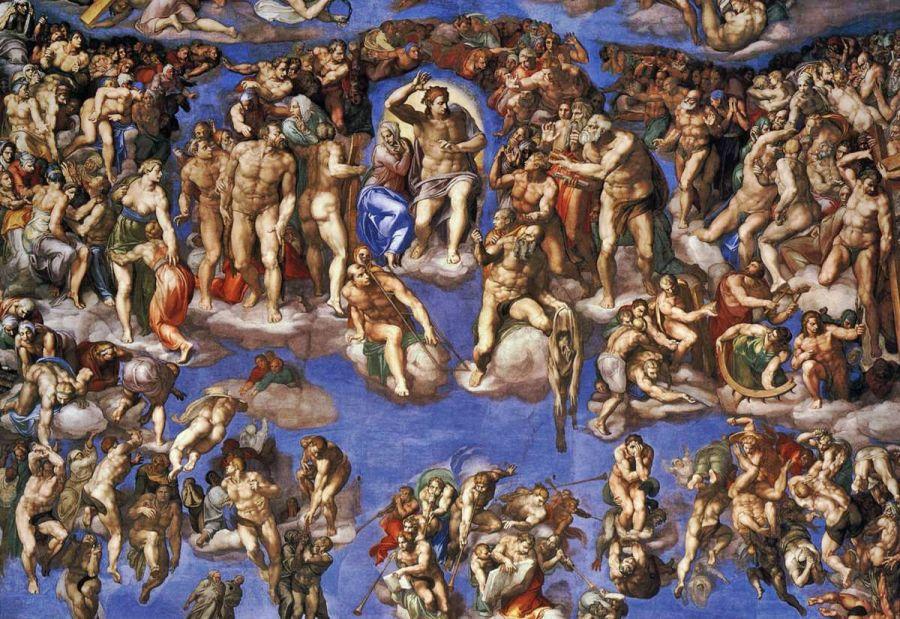 Solennità di Cristo Re dell'Universo - Io spero che un amore di Dio crei sorprese per l'ultimo giorno anche per i cattivi.
