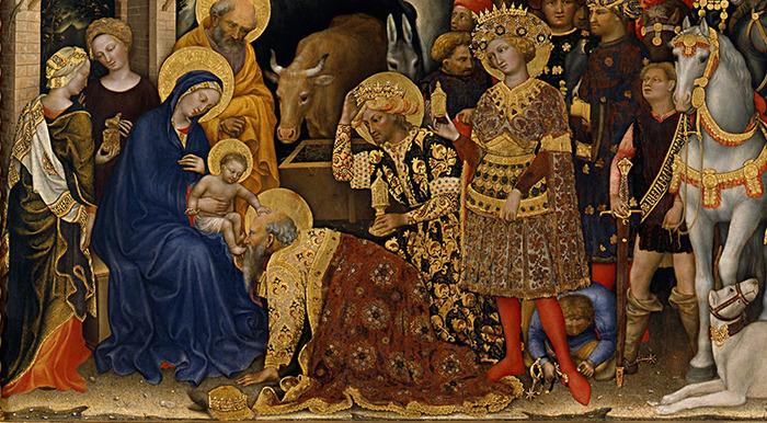 Omelia del nostro Vescovo Vincenzo nella Solennità dell'Epifania - Cattedrale 06 Gennaio 2018