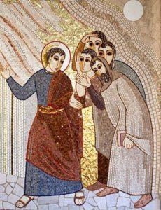 II Domenica del T.O. - Passi costitutivi della fede: venire a Gesù, sperimentare e conoscere la sua dimora e infine trovare dimora in lui.