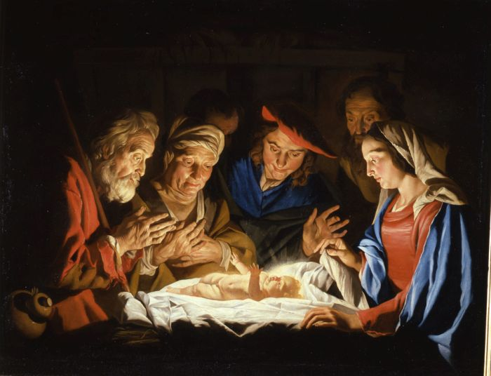 Maria SS. Madre di Dio - È paradossale affermare che una creatura generi Dio, ma questa è la sorpresa del cristianesimo: l'uomo e Dio si sono uniti nel grembo di Maria.