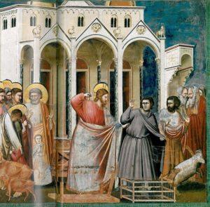 III Domenica di Quaresima - tutto può essere Chiesa... la famiglia, .. lo stesso luogo di lavoro. … Quello che conta è che rispecchi la presenza del Padre.