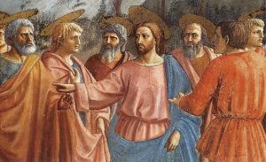 """XXVI Domenica del T. O. - Spesso facciamo prima a """"tagliarci"""" di un fratello che tagliarci un piede, una mano."""