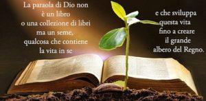 """Lettura continua del libro """" Pregare la Parola"""" ( Secondo Capitolo)"""