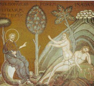 XXVII  Domenica del T.O. - Per Gesù da principio l'uomo e la donna si amano perché si amano. L'amore è la loro legge.