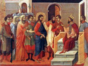 Solennità di Gesù Cristo Re dell'Universo : non un re di un altro mondo .. ma un re in un altro modo !!!