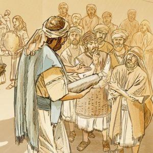 """Lettura continua del libro """" Pregare la Parola"""" ( Terzo Capitolo)"""