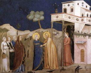 IV Domenica di Avvento: Maria visita Elisabetta - La tenerezza di questo incontro è figura di un comunicare umano e riuscito.