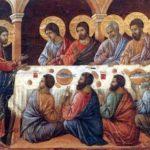"""V Domenica di Pasqua -  """"... Che vi amiate gli uni gli altri"""" - È  questo un comandamento e non  una scelta nostra: l'iniziativa è di Dio."""
