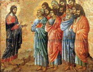 VI Domenica di Pasqua - Non c'è più un tempio dove risiede il Signore, ma ogni creatura è il tempio dove Dio si manifesta.