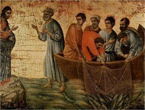 III  Domenica di Pasqua - Gesù non smette di cercarci.