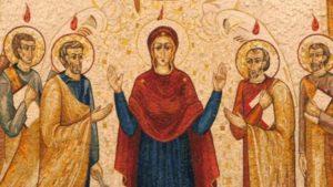 Pentecoste - Lo Spirito è l'Antipotere, passa attraverso la croce del Signore… non è il tappabuchi delle nostre miserie, … è la contestazione in radice della nostra libidine di potere, anche spirituale.