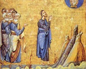 """XVII Domenica del T.O. - Consegnandoci il """" Padre Nostro"""", Gesù  ci invita a fare esperienza di preghiera, mettendoci direttamente in comunicazione col Padre, suscitando una nostalgia per una relazione personale con Dio, con il Padre."""