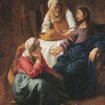 """XVI Domenica del T.O. - Quando Gesù ci """" visita"""" tutto va messo da parte  .... la sua presenza e la sua parola vengono prima di ogni cosa..!!"""