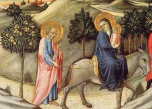 Santa Famiglia - Giuseppe uomo del silenzio, giusto e obbediente.