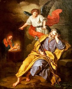 IV DOMENICA DI AVVENTO - La vicenda di Giuseppe e Maria è storia di morte e resurrezione di una relazione...