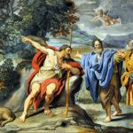 II Domenica del T.O. - Il testimone testimonia di un altro, non di sé, e conduce chi lo vede e ascolta a dare l'adesione a Colui a cui egli rende testimonianza.