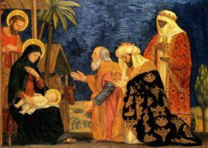 Epifania del Signore - I Magi riconoscono la regalità di Gesù nell'anti-regalità