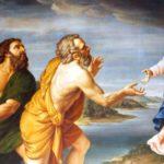 III Domenica del T.O. - Chi si mette alla sequela di Gesù non ha possbilità di fare calcoli  .. l'abbandono di ogni altra priorità non porterà ebbrezza ... lo svuotamento è totale e deve passare dalla Croce prima di diventare pienezza ed ebbrezza.
