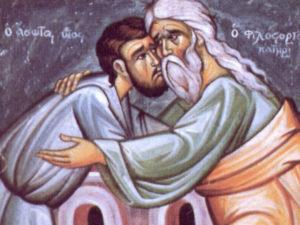 VII  Domenica del T. O.   -  Amare i nemici è la stoltezza della Croce che non ha niente a che fare con la sapienza del mondo.