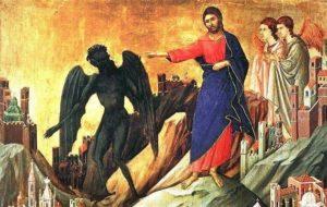 I DOMENICA DI QUARESIMA - Gesù attraversa la tentazione, non la rimuove. Egli vince ricordando la Parola di Dio