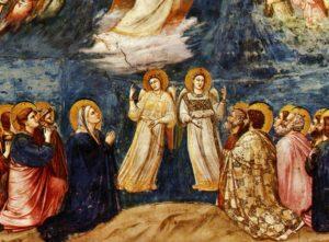 Ascensione del Signore - Andate! È un atto di estrema fiducia nei suoi: Gesù si fida di noi, crede in noi più di quanto noi crediamo in noi stessi!