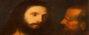 """XXII DOMENICA del T.O - La croce è una cosa scomoda, la croce è uno """"scandalo"""", mentre Gesù considera """"scandalo"""" il fuggire dalla croce."""