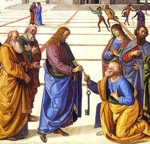 XXI  DOMENICA DEL T.O. - In Gesù questo pensiero di Dio si incunea nella carne stessa della mia esistenza e vi apre contraddizioni drammatiche e vi effonde un ineffabile conforto.