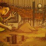 XVII DOMENICA del T.O. - Beati i poveri, cioè coloro che tutto vendono per quel tesoro, senza del quale la terra non sarebbe che una inconsistente illusione