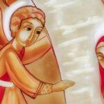 IMMACOLATA CONCEZIONE DELLA B.V. MARIA  -  L'incontro con Maria che il Signore cerca nel momento dell'Annunciazione è quello che ha cercato con l'uomo da tutta l'eternità