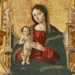 MARIA SS. MADRE DI  DIO  - Maria  è una madre che custodisce nel cuore tutto il disegno e il mistero senza frapporsi ... ma aiuntandoci a realizzarlo... così con noi e con suo Figlio, il Cristo, al quale non ha evitato la morte, consolandolo, però, con la sua presenza.
