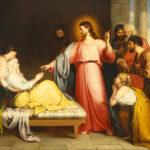 V DOMENICA del T.O. - La Chiesa è lo spazio spirituale e fisico dove Gesù opera la guarigione completa degli uomini.